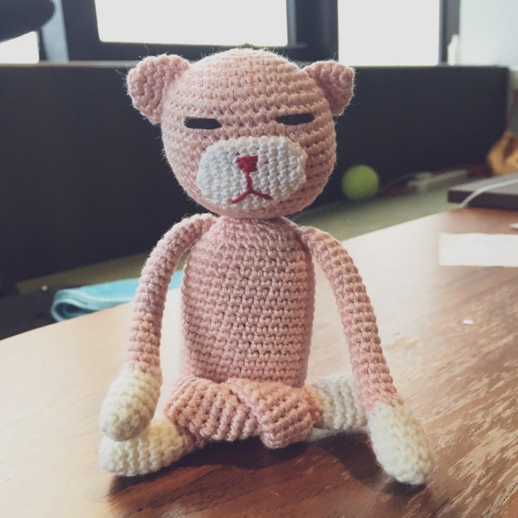 Crochet hook Amigurumi Etsy cow, amigurumi PNG clipart | free ... | 1024x1024